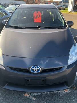 2010 Toyota Prius for sale at Whiting Motors in Plainville CT