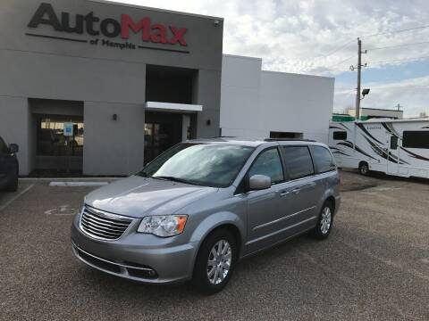2014 Chrysler Town and Country for sale at AutoMax of Memphis - Nate Palmer in Memphis TN