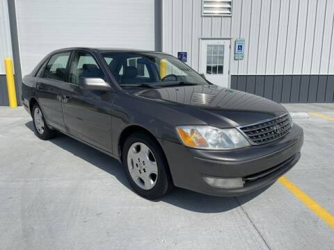 2003 Toyota Avalon for sale at B&M Motorsports in Springfield IL
