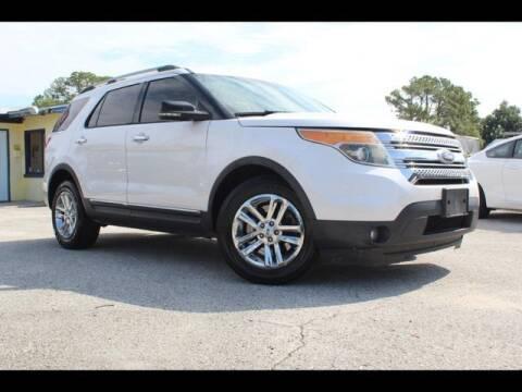 2013 Ford Explorer for sale at AUTOPARK AUTO SALES in Orlando FL