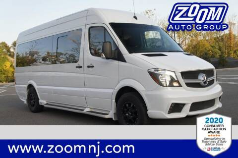 2017 Mercedes-Benz Sprinter Cargo for sale at Zoom Auto Group in Parsippany NJ