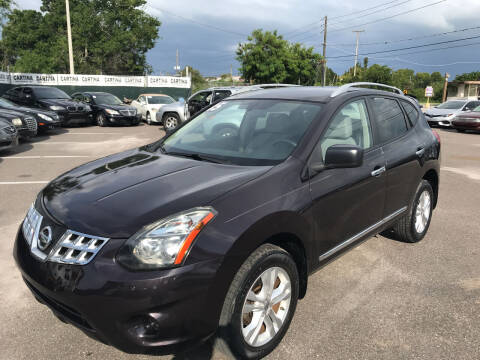 2015 Nissan Rogue Select for sale at Cartina in Tampa FL