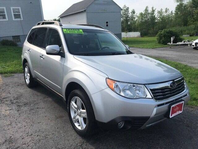 2010 Subaru Forester for sale in Spencerport, NY