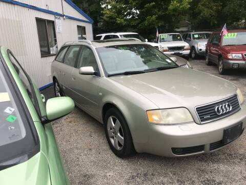2003 Audi A6 for sale at Klein on Vine in Cincinnati OH
