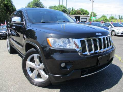 2012 Jeep Grand Cherokee for sale at Unlimited Auto Sales Inc. in Mount Sinai NY