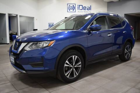2019 Nissan Rogue for sale at iDeal Auto Imports in Eden Prairie MN