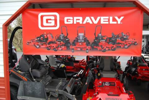 2020 GRAVELY ZT HD 52 for sale at DOE RIVER AUTO SALES in Elizabethton TN