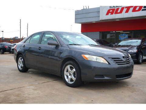 2009 Toyota Camry for sale at Sand Springs Auto Source in Sand Springs OK