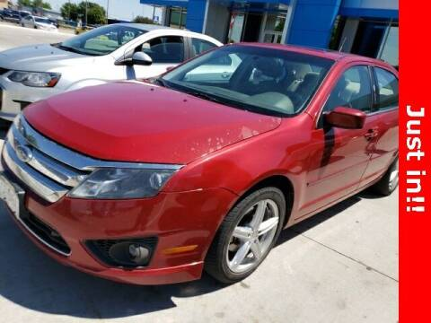 2010 Ford Fusion for sale at Midway Auto Outlet in Kearney NE