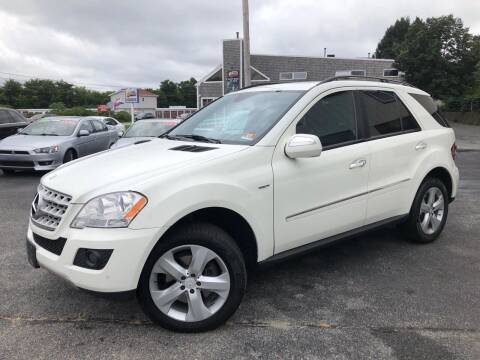 2009 Mercedes-Benz M-Class for sale at MBM Auto Sales and Service - MBM Auto Sales/Lot B in Hyannis MA