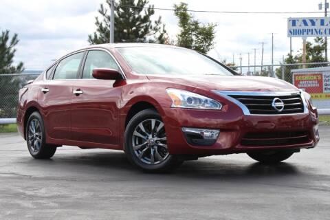 2015 Nissan Altima for sale at Dan Paroby Auto Sales in Scranton PA