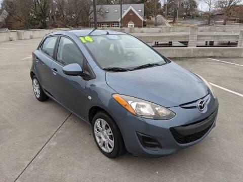 2014 Mazda MAZDA2 for sale at QC Motors in Fayetteville AR