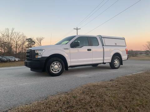 2017 Ford F-150 for sale at Madden Motors LLC in Iva SC