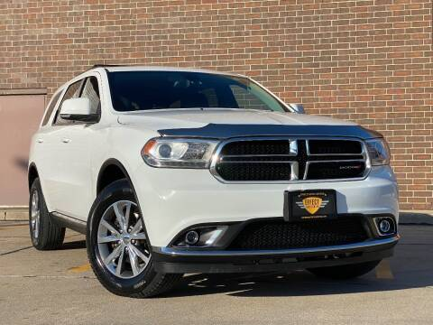 2015 Dodge Durango for sale at Effect Auto Center in Omaha NE