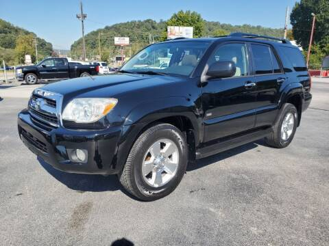 2006 Toyota 4Runner for sale at MCMANUS AUTO SALES in Knoxville TN