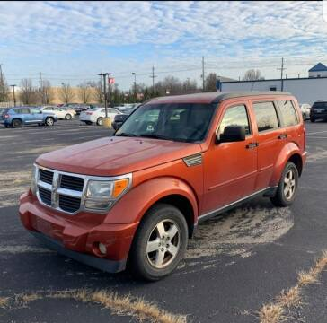 2008 Dodge Nitro for sale at Five Star Auto Center in Detroit MI