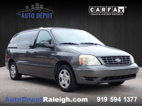 2005 Ford Freestar for sale at The Auto Depot in Raleigh NC