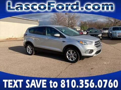2017 Ford Escape for sale at LASCO FORD in Fenton MI