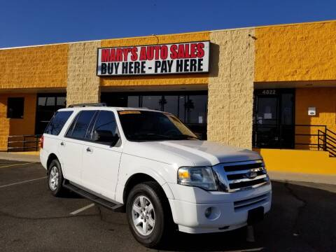 2010 Ford Expedition for sale at Marys Auto Sales in Phoenix AZ