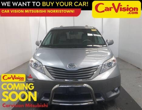 2014 Toyota Sienna for sale at Car Vision Mitsubishi Norristown in Trooper PA