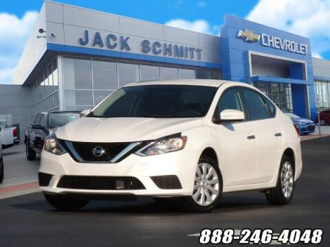 2019 Nissan Sentra for sale at Jack Schmitt Chevrolet Wood River in Wood River IL