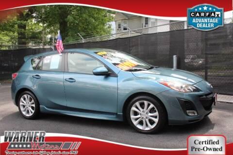 2011 Mazda MAZDA3 for sale at Warner Motors in East Orange NJ