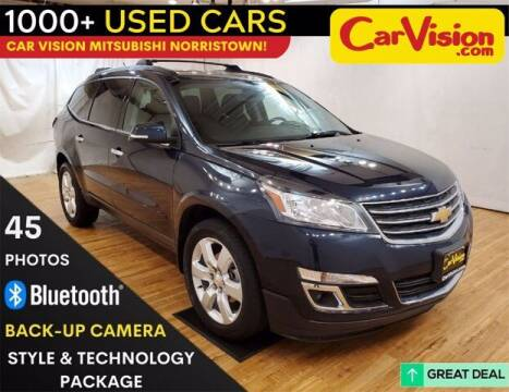 2017 Chevrolet Traverse for sale at Car Vision Buying Center in Norristown PA