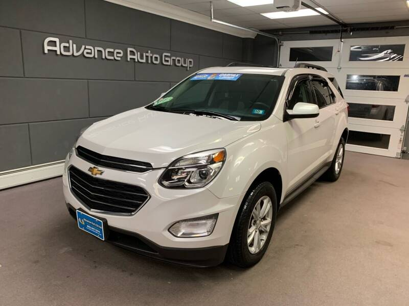 2017 Chevrolet Equinox for sale at Advance Auto Group, LLC in Chichester NH