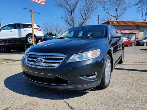 2011 Ford Taurus for sale at Lamarina Auto Sales in Dearborn Heights MI