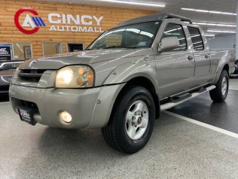 2002 Nissan Frontier for sale at Dixie Motors in Fairfield OH