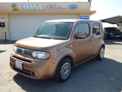 2011 Nissan cube for sale at Coast Motors in Arroyo Grande CA