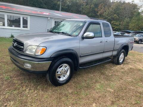 2002 Toyota Tundra for sale at Manny's Auto Sales in Winslow NJ