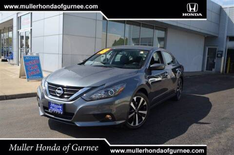 2018 Nissan Altima for sale at RDM CAR BUYING EXPERIENCE in Gurnee IL