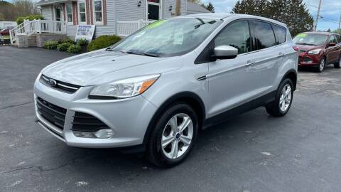 2014 Ford Escape for sale at RBT Automotive LLC in Perry OH