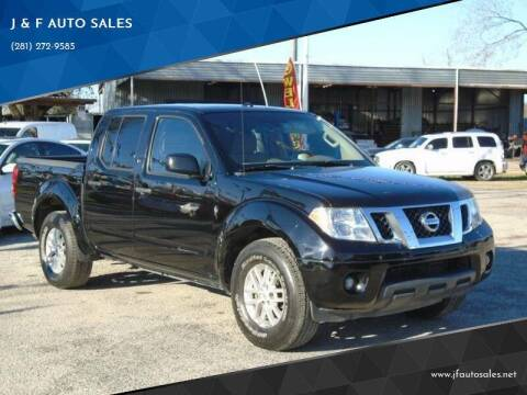 2015 Nissan Frontier for sale at J & F AUTO SALES in Houston TX