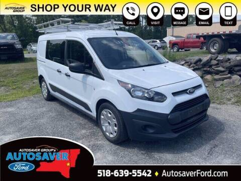 2016 Ford Transit Connect Cargo for sale at Autosaver Ford in Comstock NY