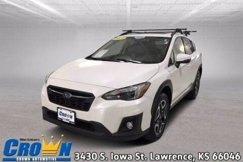2019 Subaru Crosstrek for sale at Crown Automotive of Lawrence Kansas in Lawrence KS