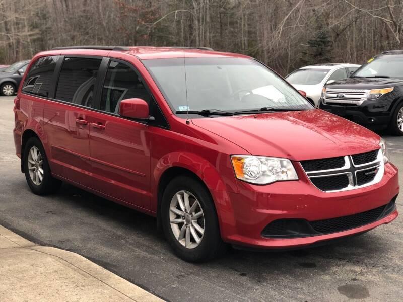 2015 Dodge Grand Caravan for sale at Elite Auto Sales in North Dartmouth MA