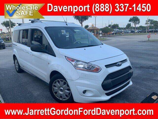 2017 Ford Transit Connect Wagon for sale in Davenport, FL
