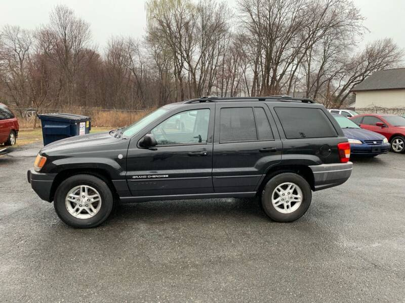 2004 Jeep Grand Cherokee for sale at Balfour Motors in Agawam MA