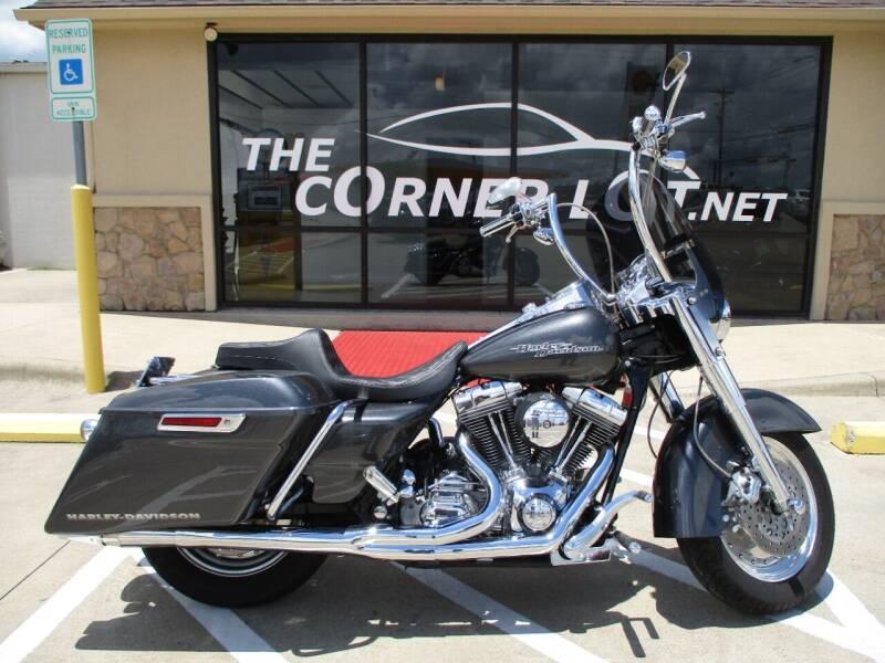 2002 Harley-Davidson FLHRSEI for sale at Cornerlot.net in Bryan TX