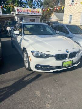 2016 BMW 3 Series for sale at BUY RITE AUTO MALL LLC in Garfield NJ