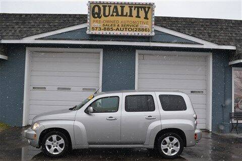 2007 Chevrolet HHR for sale at Quality Pre-Owned Automotive in Cuba MO