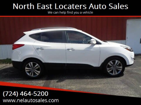 2015 Hyundai Tucson for sale at North East Locaters Auto Sales in Indiana PA