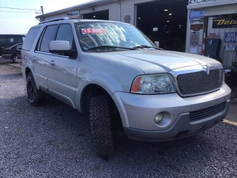 2004 Lincoln Navigator for sale at Troys Auto Sales in Dornsife PA