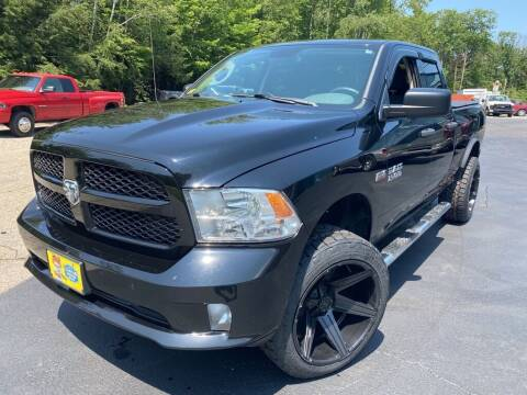 2014 RAM Ram Pickup 1500 for sale at Granite Auto Sales in Spofford NH