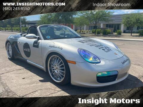 2006 Porsche Boxster for sale at Insight Motors in Tempe AZ
