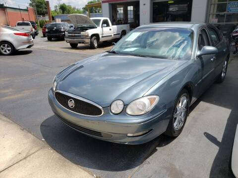 2007 Buick LaCrosse for sale at All American Autos in Kingsport TN