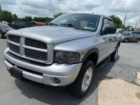 2003 Dodge Ram Pickup 1500 for sale at Sam's Auto in Akron PA