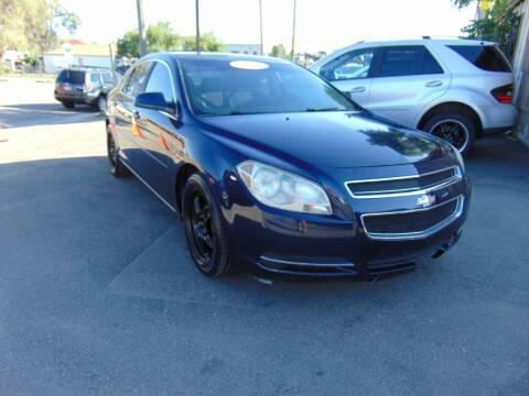 2010 Chevrolet Malibu for sale at Avalanche Auto Sales in Denver CO